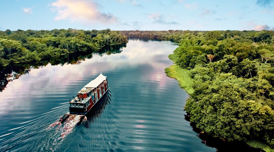Peru Luxury Travel Cruises by the Amazon River