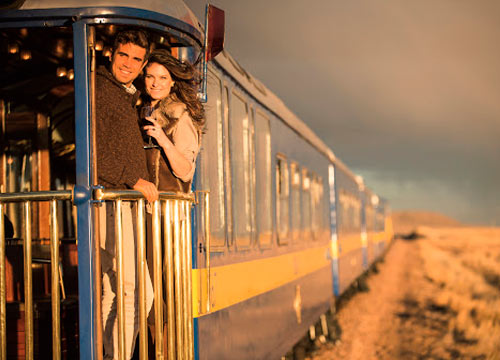 Luxury Trip to Machu Picchu at Hiram Bingham Train