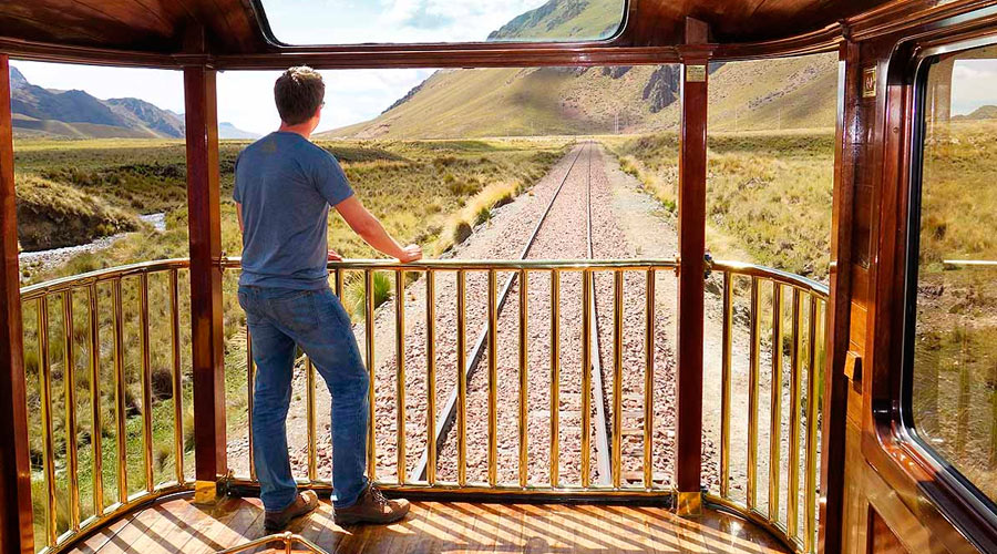 Luxury Travel at the Andean Explorer Train
