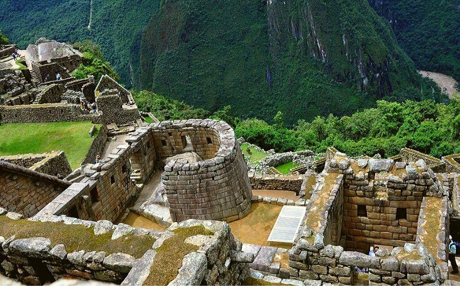 Machu Picchu – Temple of the Sun