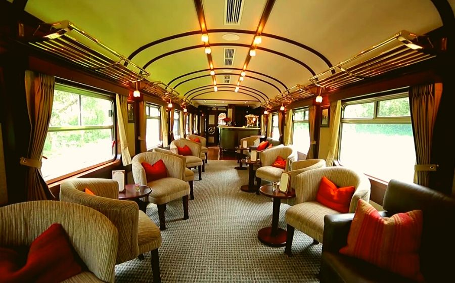 LUXURY TRAINS IN PERU