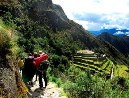 Superior Luxury Classic Inca Trail to Machu Picchu