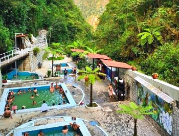 The Thermal Baths of Machu Picchu Pueblo – Aguas Calientes