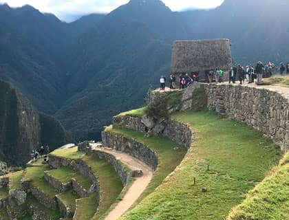 First Class Ancient Highlights and Machu Picchu