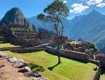 First Class Ancient Highlights and Machu Picchu
