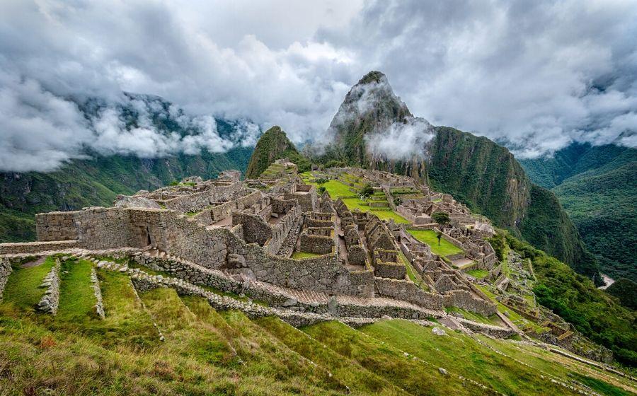 Machu Picchu  Urban zone