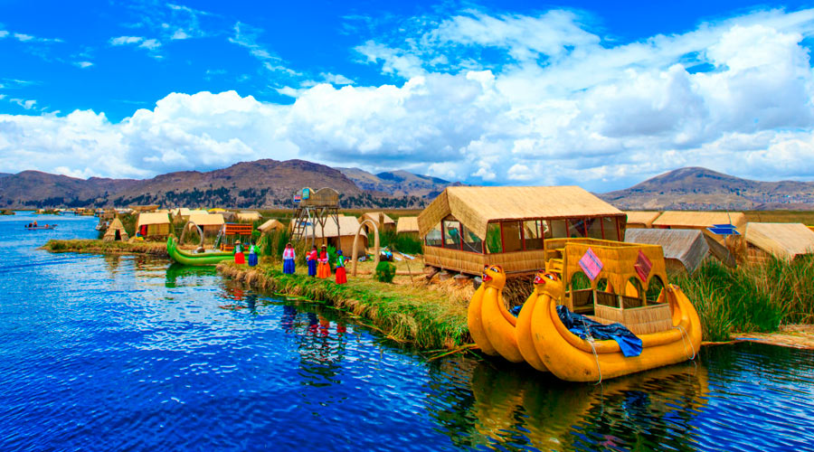Titiaca's Islands: A Luxury Experiencie at this Magic Puno's Lake Islands
