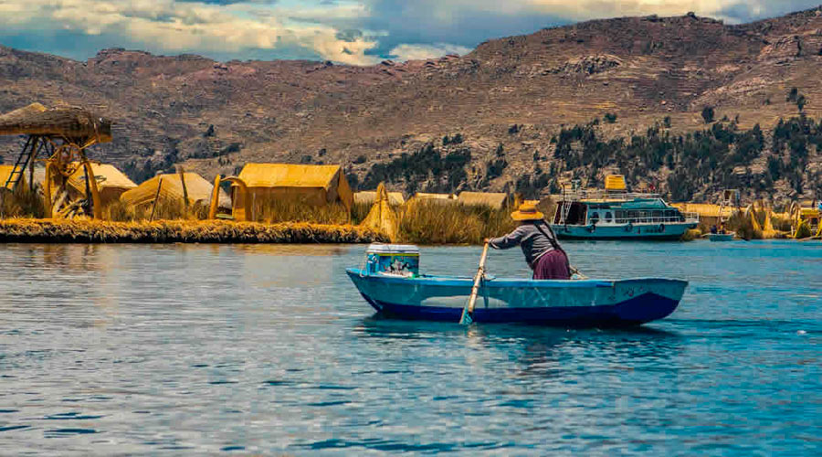 Titicaca Lake Luxury